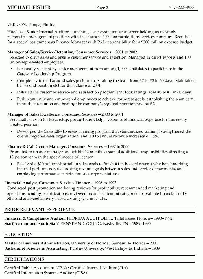 Director Expense Management Procurement Resume - Director Expense ...
