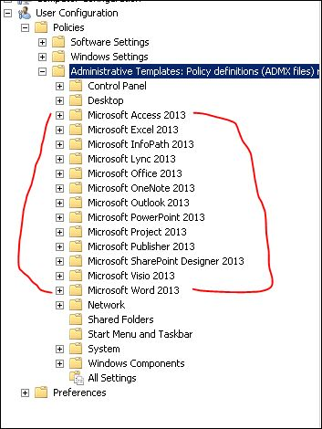 Question: How To Install Office 2013 Administrative Template files ...
