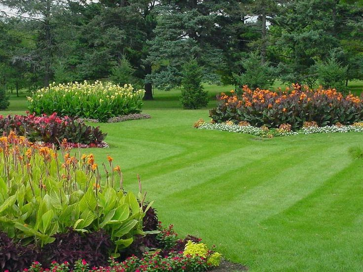 62 best Lovely Lawns images on Pinterest | Landscaping, Garden ...