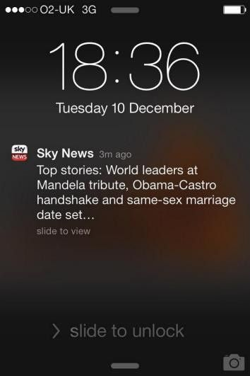 Oxford Comma: Sky News tweet suggests that Obama and Castro have ...