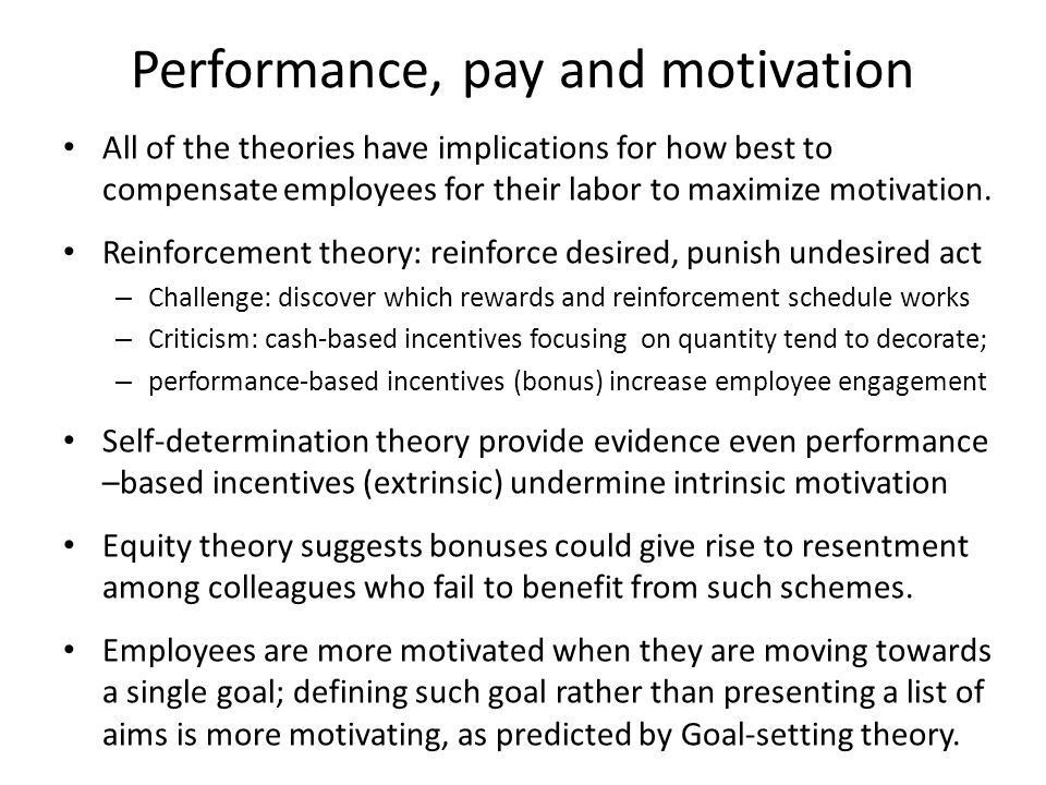 Chapter 8 Motivation and learning at work - ppt download