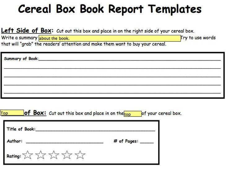 Simple book report template pdf | Example essay introduction ...