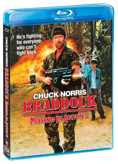 Braddock: Missing in Action III (Shout! Factory) | Under the Radar ...
