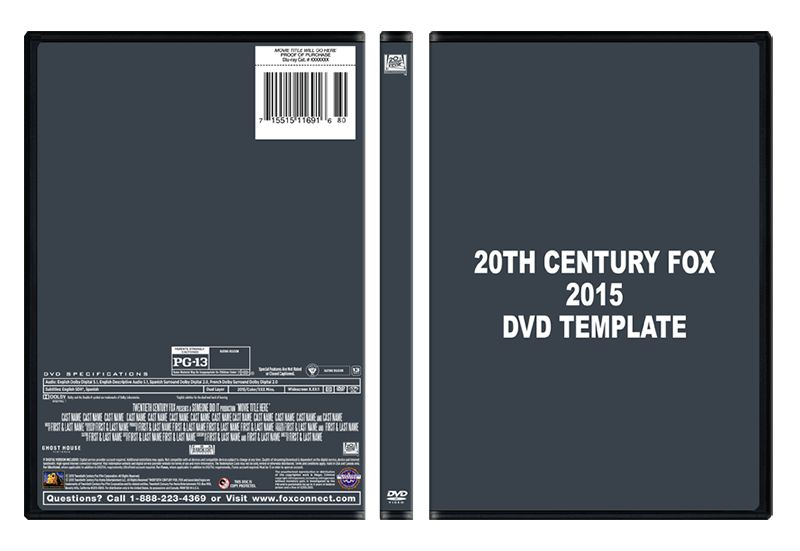 DVD Cover Site Recent Download Additions - 20th Century Fox 2015 ...