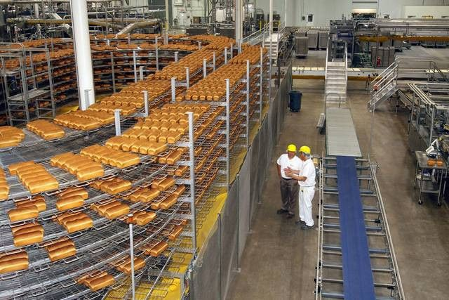 Expanded Flowers Baking Co. produces bread and jobs | The Modesto Bee