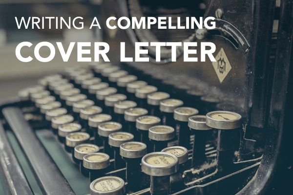 Writing a Compelling Cover Letter | Blog