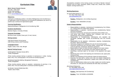 Extrusion Operator Resume Examples Production Resume Samples ...