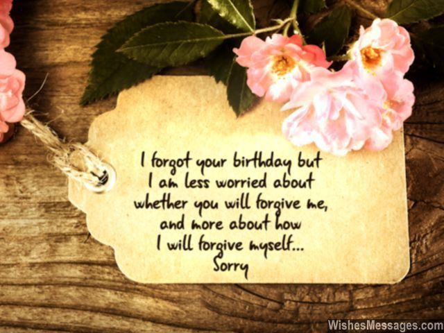 Belated Birthday Wishes for Friends: Quotes and Messages ...