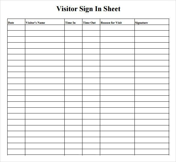 Sample Equipment Sign Out Sheet. 3; 4 Sample Project Plan ...