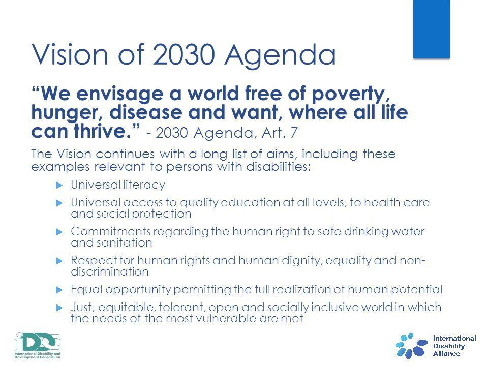 The inclusion of persons with disabilities - ppt download
