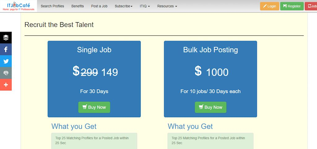 The Best Job Boards for Software Engineers (with pricing)