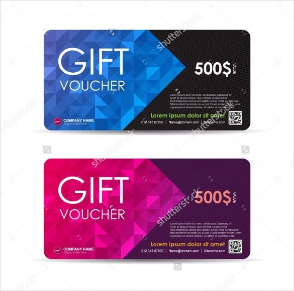 27+ Gift Voucher Templates – Free Sample, Example Format Download ...