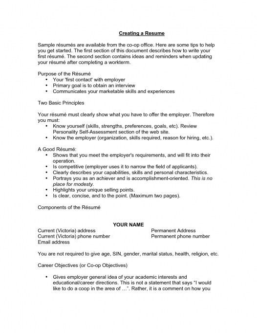 Resume Examples Accounting Objectives Objective Within 23 Cool ...