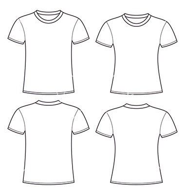 Free Download » http://www.t-shirt-template.com/vector-tshirt ...