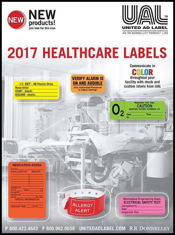 Catalog/Sample Request | United Ad Label