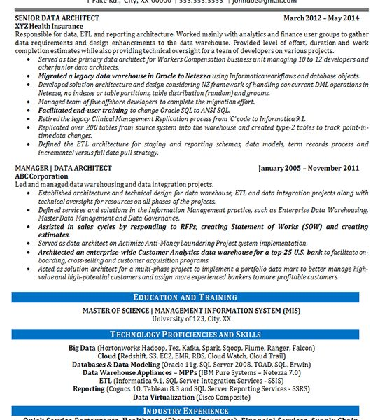 Emr Analyst Resume. 10 data analyst resume sample writing resume ...
