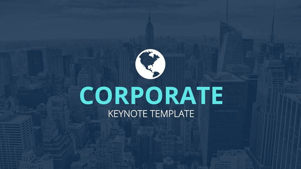 Creative Keynote Template - Create your Pitch Deck in minutes