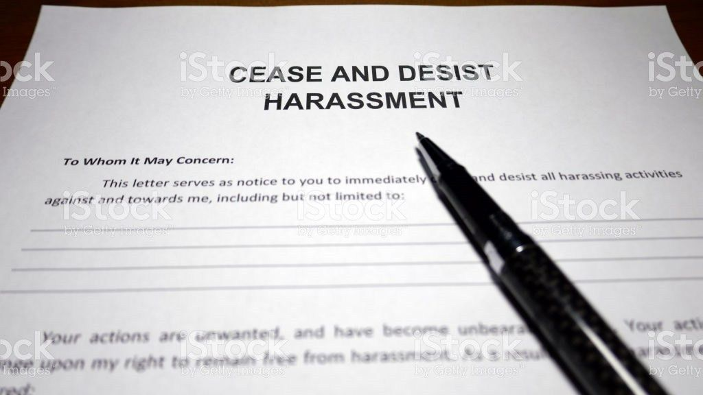 Sexual Harassment Complaint Form Pictures, Images and Stock Photos ...