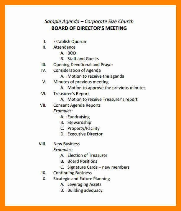 Agenda Template Example. Agenda Meeting Example Sales-Meeting ...