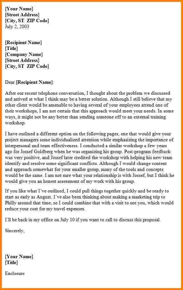 rfp cover letter samples 7 cover letter for proposal proposal ...