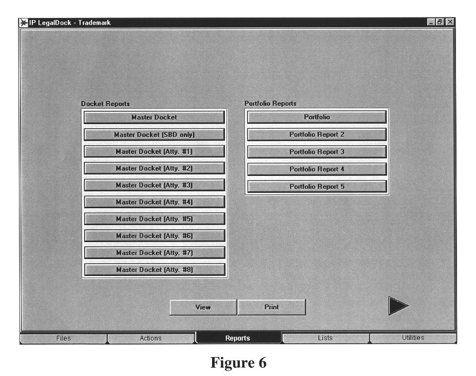 Patent US6549894 - Computerized docketing system for intellectual ...