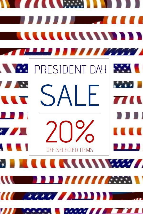 9 best President's Day Poster Templates images on Pinterest ...