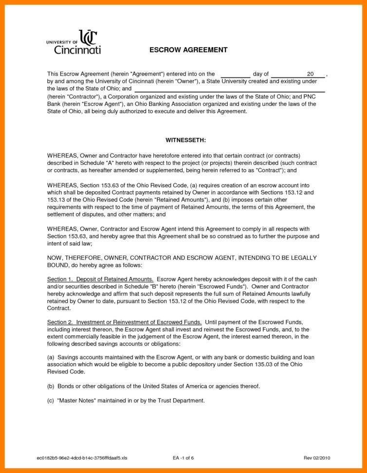 Stunning Draft Agreement Between Two Parties Gallery - Best Resume ...