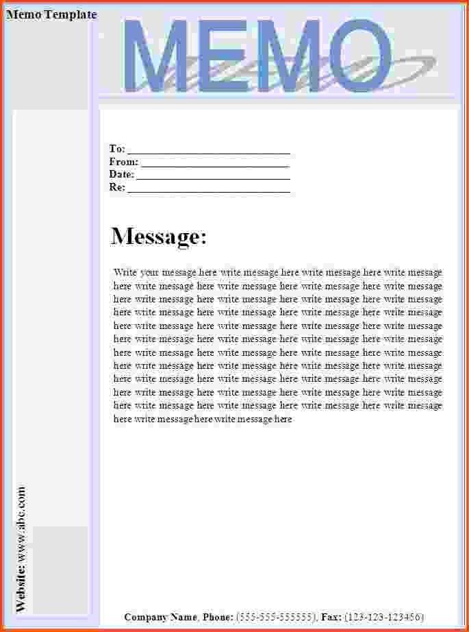 11+ microsoft word memo template | Survey Template Words