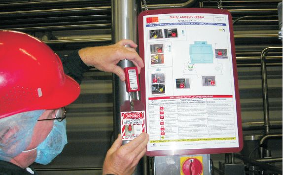 Lockout Tagout Placards | Equipment Specific LOTO Signs Lomont IMT