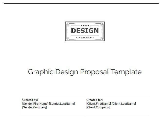 13 Free Sample Creative Work Proposal Templates – Printable Samples