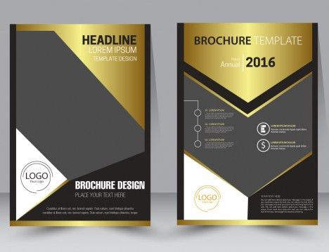Abstract poster design templates vectors stock in format for free ...