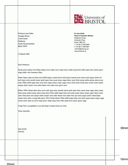 7+ what is a formal business letter - Budget Template Letter