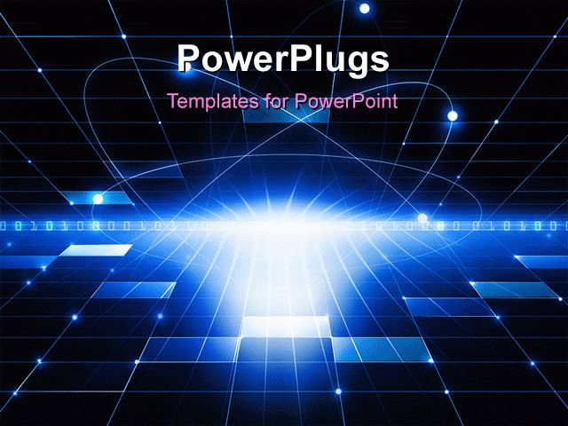Futuristic PowerPoint Templates | CrystalGraphics