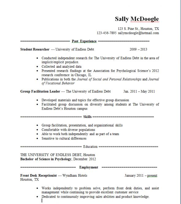 Example Of Resume Summary Statements 22 Resume Summary Statement ...