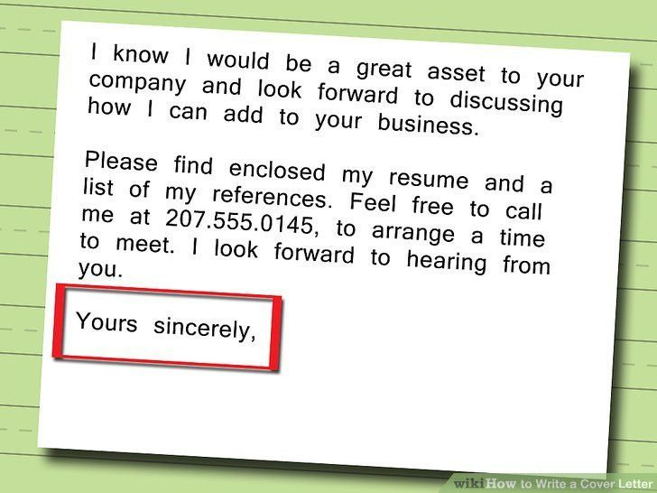 Download What To Write On A Resume Cover Letter ...
