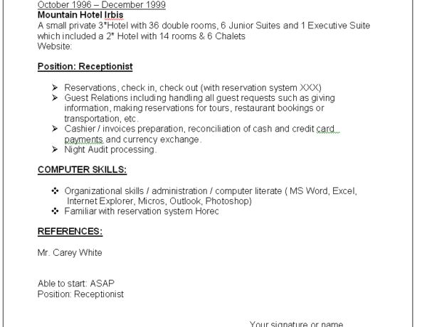 Excellent Delivery Driver Resume Sample Position featuring ...
