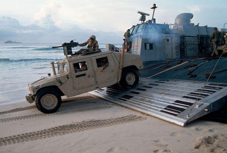 Marine Corps Enlisted Job Description: Auto Mechanic