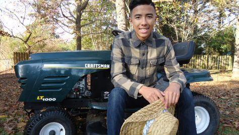Allan Miguel is a homeschool teen and entrepreneur. He runs his ...