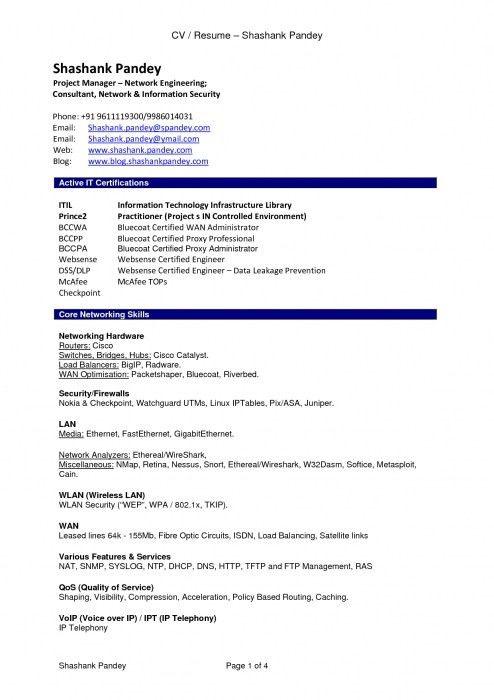 how to write a resume pdf