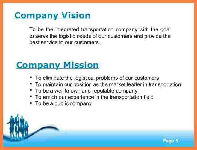 5+ free company profile template word format | Bussines Proposal 2017