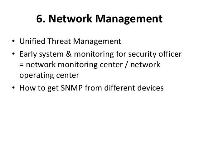 The Challenges, Gaps and Future Trends: Network Security