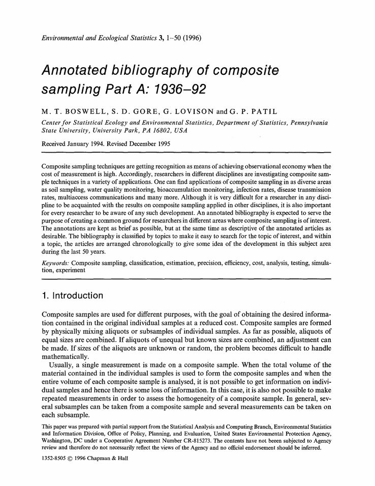 annotated bibliography global warming research paper, How to Write ...