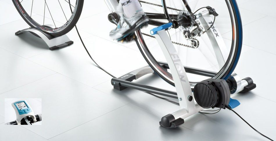 Tacx Flow Computer Trainer with Skyliner Support | Buy Online | F ...