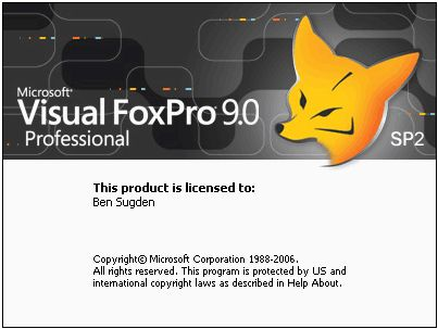 Visual FoxPro and Windows 7 64 bit – Armaitus on…