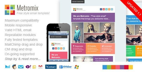 15 excellent responsive email templates for small businesses ...