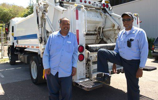 Acid-splashed workers could have been blinded - Bermuda Sun