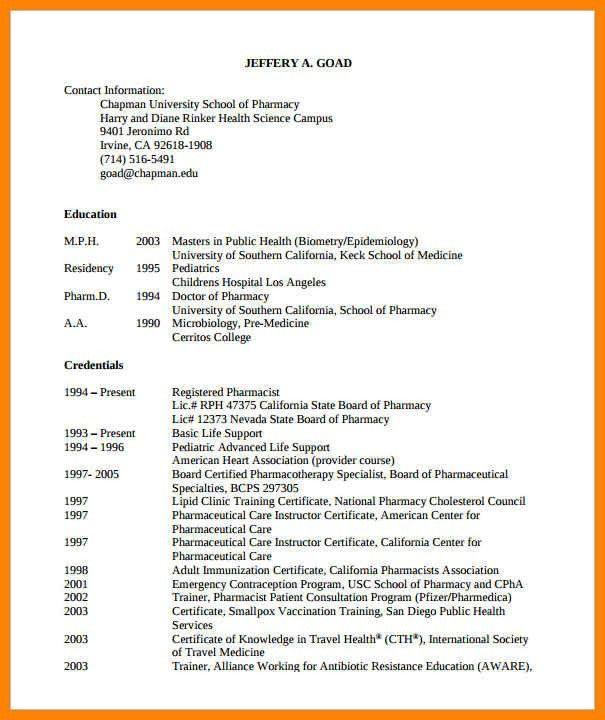 ipinimgcom1200x9f3b0a9f3b0aa3f424bc27d96541 - Pharmacist Resume Sample