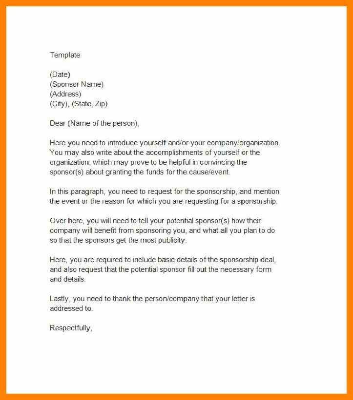 8+ race car sponsorship letter template | format of notice