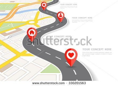Road Map Stock Images, Royalty-Free Images & Vectors | Shutterstock