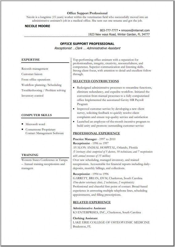 How To Get A Resume Template On Word 2010